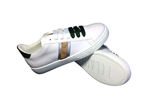 Bianco Donnavventura Martini N Dfa557484a Alviero Classe Art 37 Colore Prima Linea Sneaker Donna wSqnqFYa