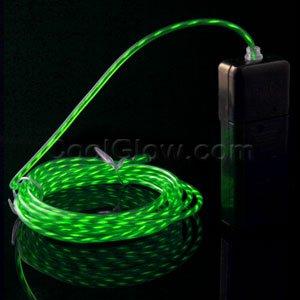 Fun Central G761 El Motion Wire - Green 2 Yard