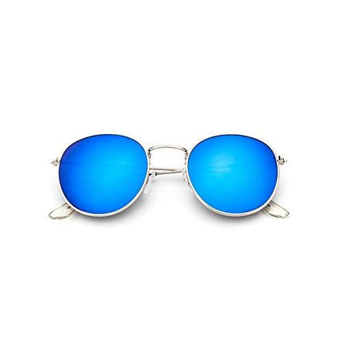 OurLeeme sol azul Gafas personalidad de clásico rnPqw1Arxv