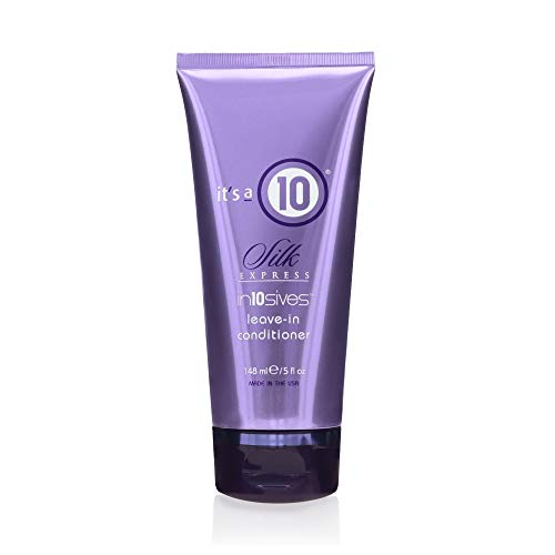 It's a 10 Haircare Silk Express Miracle Silk In10sives Leave-In Conditioner, 5 fl. oz.