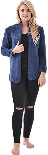 Boston Clothing - Cárdigan - para mujer Azul