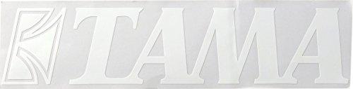 TAMA TLS120WH Logo Sticker, 2 3/8