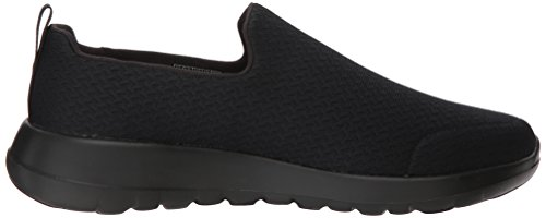 Negro Bbk Rejoice Black Cordones sin Zapatillas Hombre Go Walk Skechers MAX para ROwfqzPF