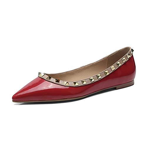 BalaMasa EU Rouge 5 36 Red Sandales Femme APL11103 Compensées 76Z7S