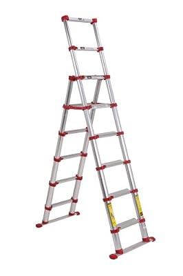 Xtend & Climb SL675 Telescoping Aluminum Step Ladder Type 1A