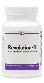 Stop Aging Now Revolution-B Full Spectrum Vitamin B Veggie Capsules For Sale