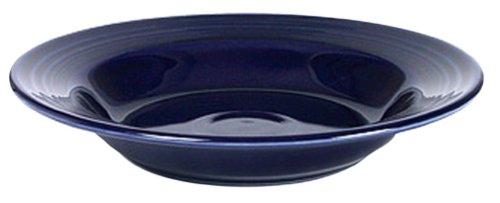 Cobalt Blue Rim Soup - Fiestaware Cobalt 451 9-Inch Rimmed Soup Bowl