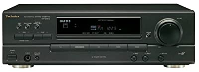 Technics SAEX140 Audio/Video Receiver (Discontinued by Manufacturer)