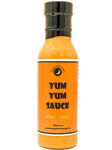 (Premium | YUM YUM Sauce | Crafted in Small Batches with Farm Fresh INGREDIENTS for Premium Flavor and Zest)