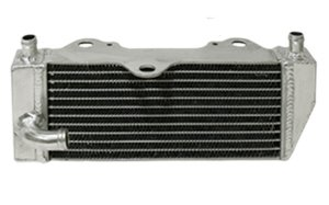 (Outlaw Racing OR3387L Radiator Left Side-Dirt Motorcycle YAMAHA YZ250 2002-2014)