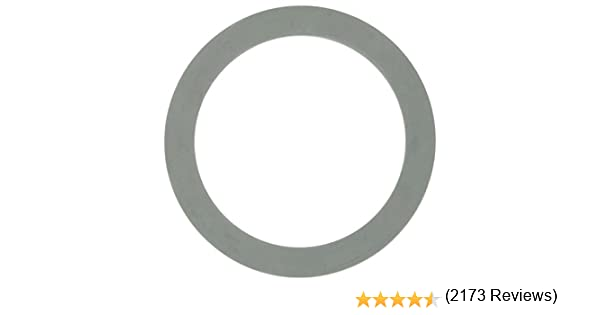 Gray Oster O-Gasket Rubber 3-Pack O-Ring Gasket Seal for Izer and Models
