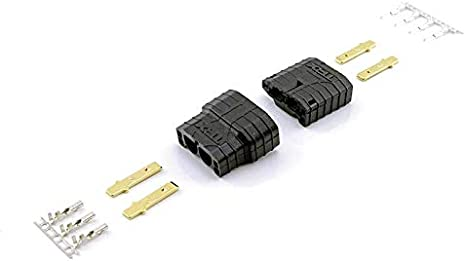 WST Traxxas TRX Plug Connectors for RC LiPo NiMH Battery Male and Female 5 Pairs