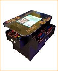 3 Sided Cocktail Arcade Machine W/1162 games