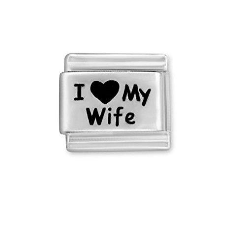 SPARKLES I Love My Wife...
