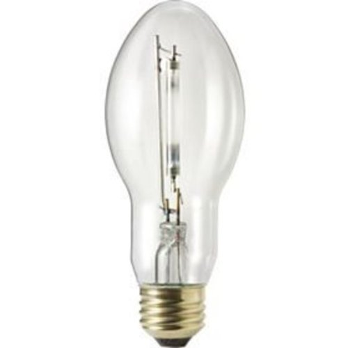 - Philips Lighting 409797 BD17 High Pressure Sodium Lamp 35 Watt E26 Medium Base 2025 Lumens 21 CRI 2100K Ceramalux Non-Alto