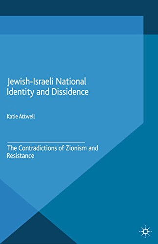 Download Jewish-Israeli National Identity and Dissidence: The Contradictions of Zionism and Resistance Pdf