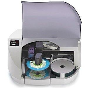 Primera Bravo SE-3 Auto Printer 63132 – Automatic CD, DVD, Disc Printer ()