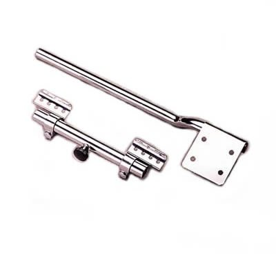 Lap Tray Support Arm Hardware - Left Lap Tray Support Arm Hardware