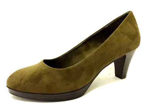 Verde Donna Marco Scarpe 21 Con 22413 2 725 Tacco 2 Tozzi wPqzw16RvT