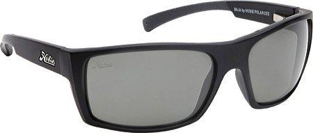 Hobie Baja-010105 Polarized Rectangular Sunglasses,Shiny Black,64 - Eyeglasses Changing Color