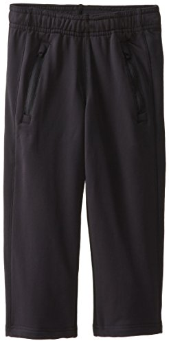 - Wes & Willy Little Boys' Performance Pant, Black, 6