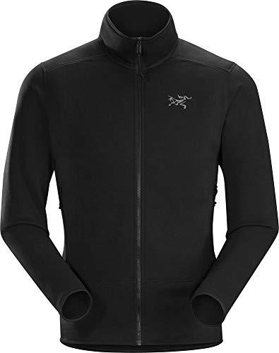Jacket Arcteryx Fleece - ARC'TERYX Kyanite Jacket Men's (Black, Medium)