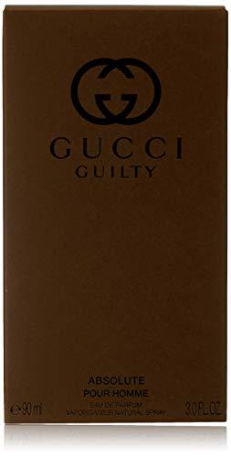 Gucci Guilty Absolute Eau de Parfum Spray for Men, 3 Ounce