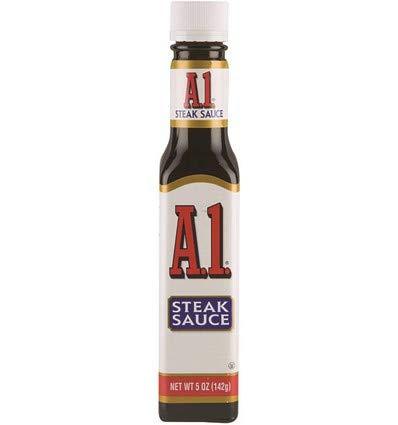- Kraft A-1 Steak Sauce 5-ounce