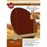NVI Biblia arqueológica, cuero europeo