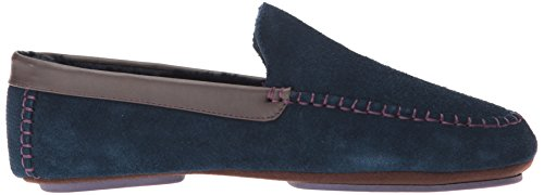 Ted Moriss Blue Dark Slipper 2 Baker Men's fwnCgqfxr