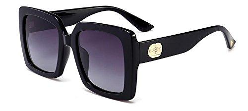 vintage de lunettes polarisées soleil Lennon métallique rond en inspirées cercle style du retro U1qcTOpwx