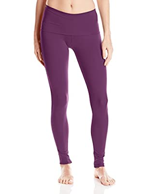 Danskin Women's Fold-Over Ankle Legging