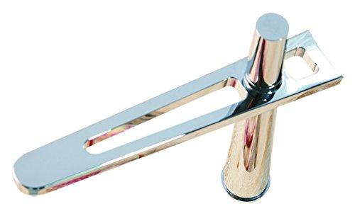 MaestroBath KIT-CRO-CHR Cross Open Modern Kitchen Faucet, Chrome