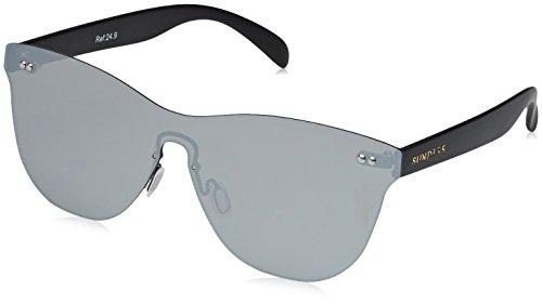 SUNPERS Sunglasses SU24.4 Lunette de Soleil Mixte Adulte, Noir