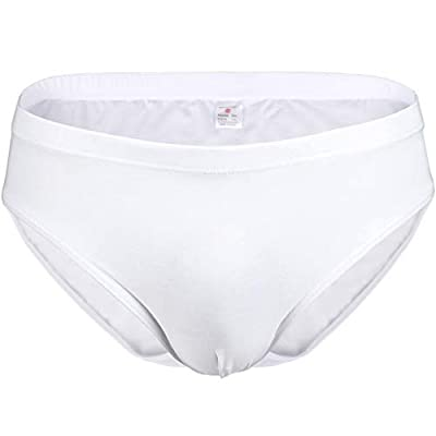 Stoota Men's Low-Waist Pure Ice-Silk Underwear, Sexy Comfortable Underwear