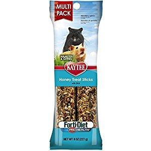 - Kaytee Forti-Diet Pro Health Hamster/Gerbil Honey Stick Value 8oz