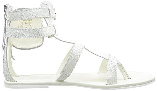 white Bianco Paris Donna bianco Eleven Sia Sandali YZ06xZTq