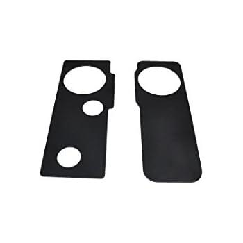 Amazon.com: Passenger Power Steering Box Rust Repair Frame Plate for ...