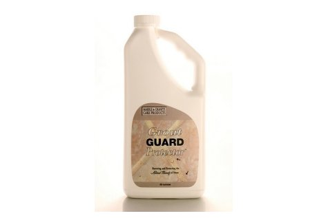 Grout Guard Protector - 40 oz BY MARTHA STEWART - Deep Penetration - Maximum Protection Grout - Priority Long How Usps