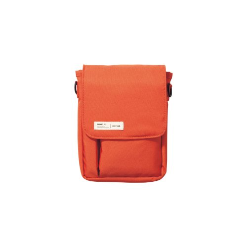 LIHIT LAB Belt Bag, Orange, 7.1 x 5.1 Inches (A7574-4)