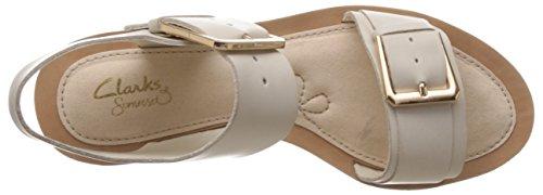 Clarks Sandcastle Art Cotton Leather Cotton