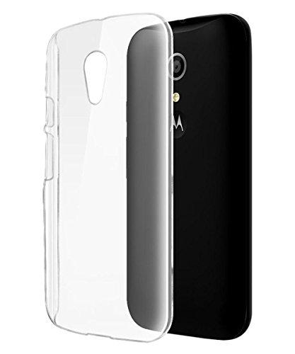 COVERNEW Back Cover Motorola Moto G  2nd gen    Transparent