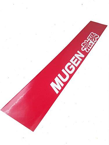 (Gy Vinyl Artrs,Mugen Power, Windshield,Sun Visor Strip, Decal,Sun Shade,)