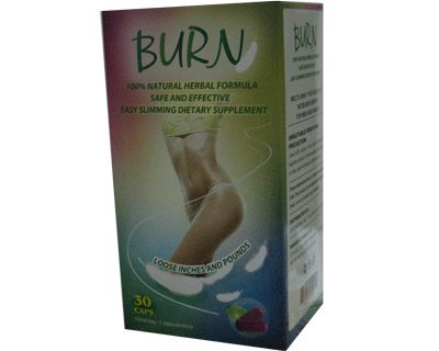 Burn - 100% Natural Herbal Formula 30 caps by Burn