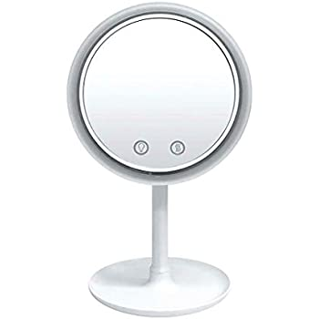 Amazon Com Fanity Two Sided Magnifying Lighted Makeup