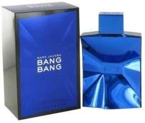 Bang Bang by Marc Jacobs Eau De Toilette Spray 3.4 oz