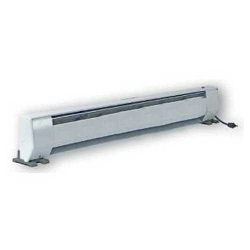Amazon.com : King Portable Baseboard Heater, 1000W, 120V, 4FT,  W/Thermostat, White : Everything Else