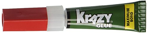 - Elmer's Prod. Krazy Glue Maximum Bond Super Glue Gel