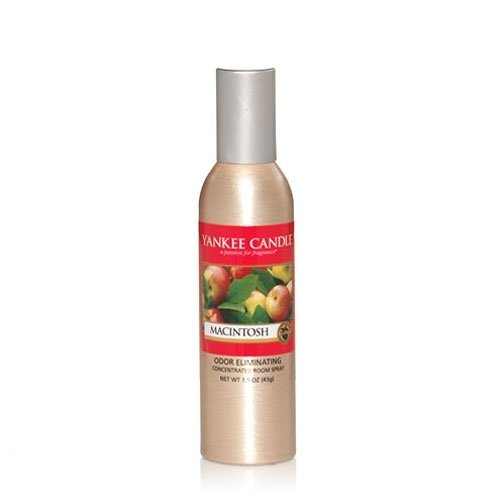 Yankee Candle Macintosh Concentrated Room Spray, Fruit Scent