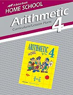 Arithmetic 4 (Home School Curriculum) for sale  Delivered anywhere in USA
